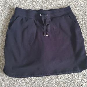 Croft & Barrow cotton skort size small